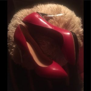 🌹L.A.M.B. Stunning 💯Leather High Heels Shoes⭐️